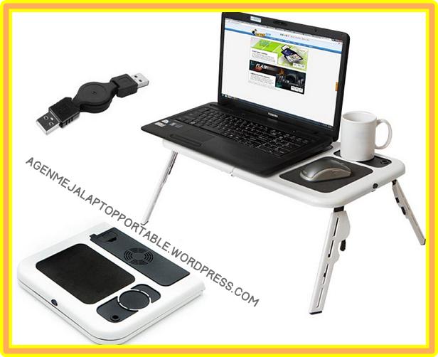 meja laptop portable e table cocok untuk siapa saja